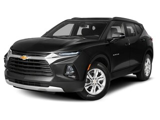 New 2019 Chevrolet Blazer RS SUV C5895 for sale near Jasper, IN