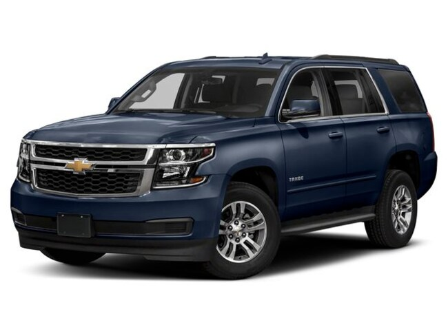 Used 2019 Chevrolet Tahoe LS SUV For Sale El Paso, Texas