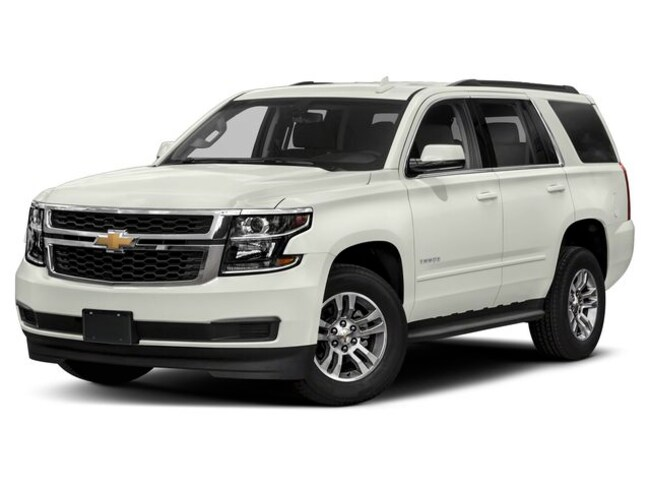 2019 Chevrolet Tahoe 4WD 4dr LT Sport Utility