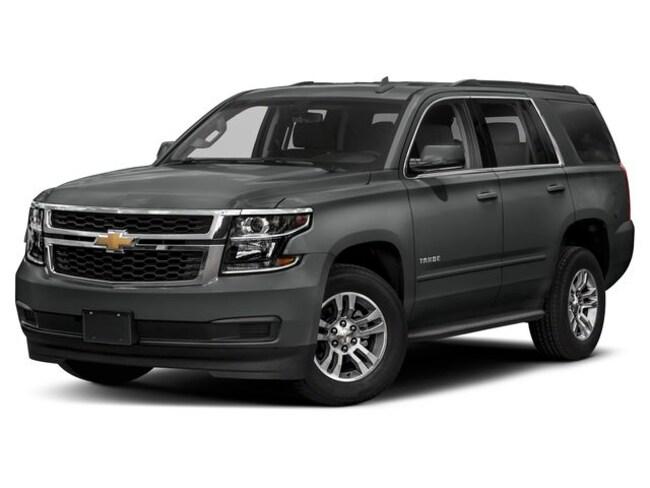 New 2019 Chevrolet Tahoe LT SUV in Demotte