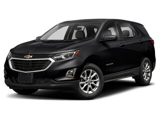 New 2019 Chevrolet Equinox LS SUV in San Benito, TX