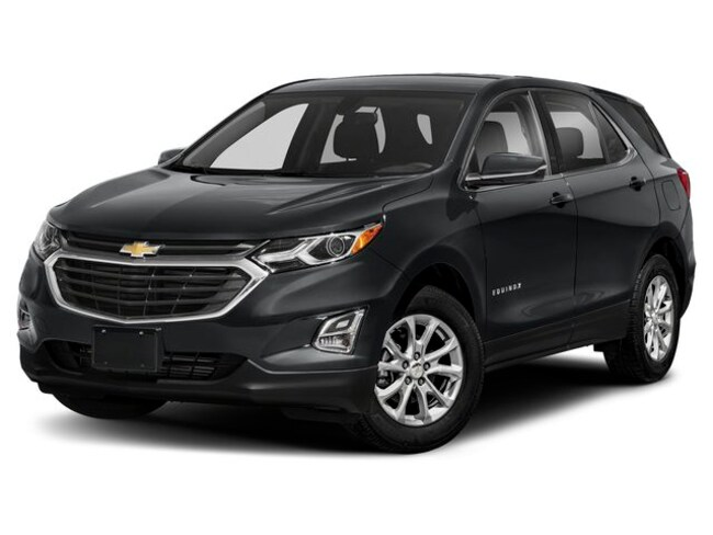 Pre-Owned  2019 Chevrolet Equinox LT w/1LT SUV in Mitchell, SD