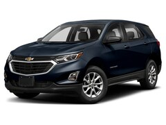 New 2019 Chevrolet Equinox LS SUV in Urbana, Ohio