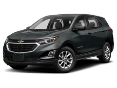 2019 Chevrolet Equinox LS Nightfall Gray