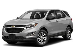 New 2019 Chevrolet Equinox LS SUV 13717 near Escanaba, MI