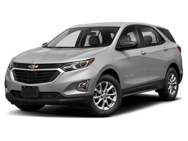 New 2019 Chevrolet Equinox LS Sport Utility in Osseo