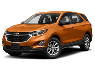 New 2019 Chevrolet Equinox LS SUV K2309 for sale near Cortland, NY