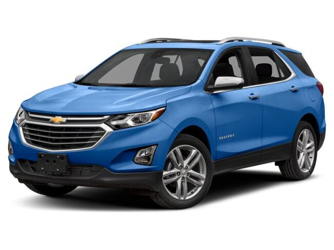 New 2019 Chevrolet Equinox Premier w/2LZ SUV For Sale/Lease Fort Collins, CO