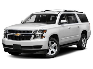 2019 Chevrolet Suburban LS Utility