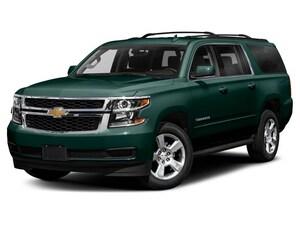 2019 Chevrolet Suburban LS