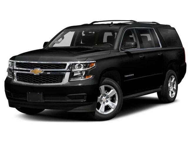 New 2019 Chevrolet Suburban LT near Baltimore