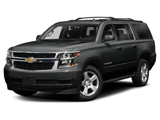 New 2019 Chevrolet Suburban LT SUV Danvers, MA