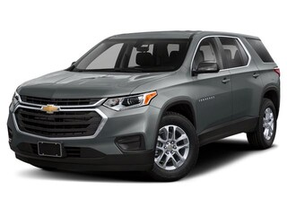 New 2019 Chevrolet Traverse LS w/1LS SUV Harlingen, TX