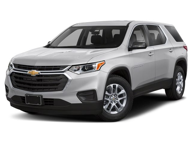 2019 Chevrolet Traverse LS SUV