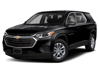 New 2019 Chevrolet Traverse LS w/1LS SUV for sale near you in Danvers, MA