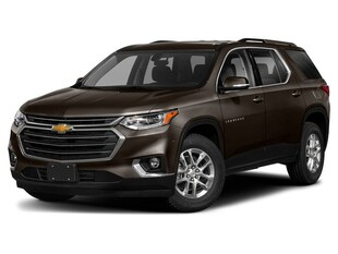 2019 Chevrolet Traverse LT Cloth w/1LT