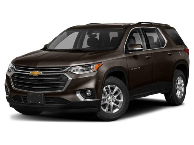 New 2019 Chevrolet Traverse LT Cloth w/1LT SUV St. Joseph, Missouri
