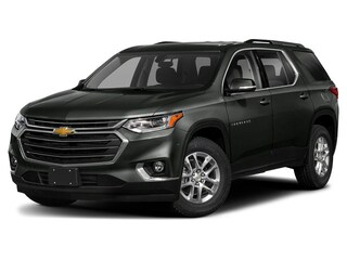 New 2019 Chevrolet Traverse LT Cloth w/1LT SUV in San Benito, TX