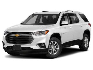 New 2019 Chevrolet Traverse LT Leather SUV in San Benito, TX