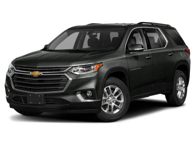 New 2019 Chevrolet Traverse LT Leather SUV St. Joseph, Missouri