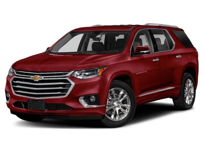 New 2019 Chevrolet Traverse Premier SUV in Cottonwood, AZ