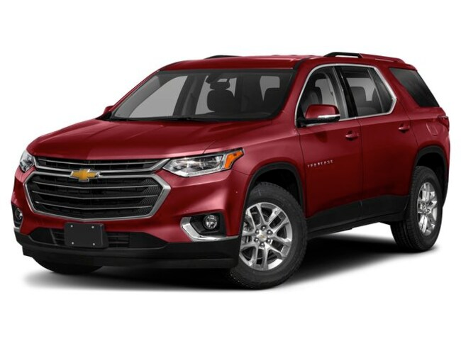 New 2019 Chevrolet Traverse LT Cloth w/1LT near Baltimore