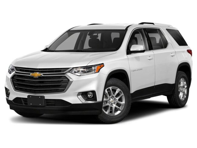 New 2019 Chevrolet Traverse LT Leather SUV For Sale/Lease Fort Collins, CO