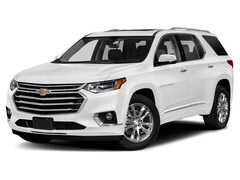New 2019 Chevrolet Traverse Premier SUV for Sale in Charles City, IA