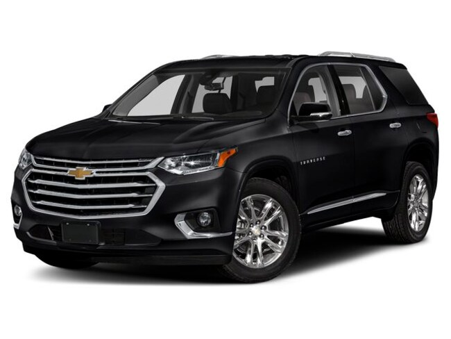 New 2019 Chevrolet Traverse Premier SUV in Demotte