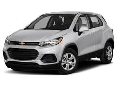 New 2019 Chevrolet Trax LS SUV 13923 near Escanaba, MI