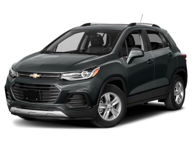 New 2019 Chevrolet Trax LT near Baltimore