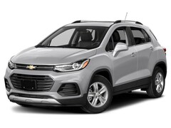 New 2019 Chevrolet Trax LT SUV for sale in Cambridge, OH