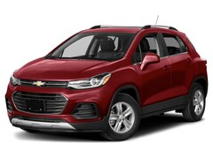 New 2019 Chevrolet Trax LT SUV for sale in Woodstock