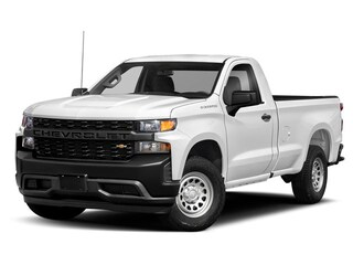 2019 Chevrolet Silverado 1500 Work Truck Truck Regular Cab