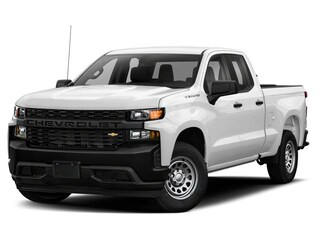 New Chevy cars, trucks, and SUVs 2019 Chevrolet Silverado 1500 Work Truck Truck Double Cab for sale near you in Danvers, MA