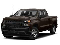2019 Chevrolet Silverado 1500 Silverado Custom Truck Double Cab