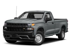 2019 Chevrolet Silverado 1500 Base Truck Regular Cab