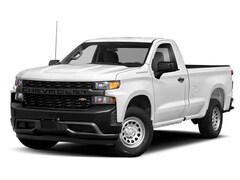 New 2019 Chevrolet Silverado 1500 Work Truck Truck Regular Cab 4WD for sale in New Jersey