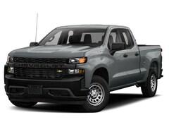 2019 Chevrolet Silverado 1500 4WD Double CAB 147 Truck Double Cab