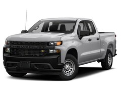 New commercial work vehicles 2019 Chevrolet Silverado 1500 LT Truck Double Cab for sale near you in Storm Lake, IA