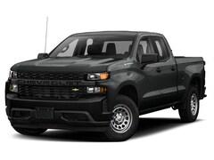 2019 Chevrolet Silverado 1500 4x4 Double Cab Truck