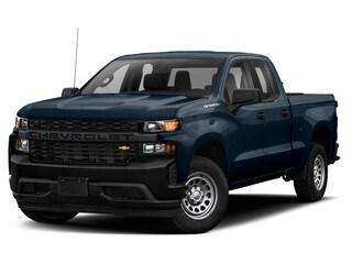 New 2019 Chevrolet Silverado 1500 Silverado Custom Truck Double Cab for sale in Lafayette, IN