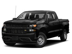 2019 Chevrolet Silverado 1500 Base Truck Double Cab