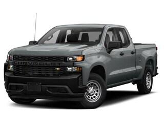 2019 Chevrolet Silverado 1500 Custom Trail Boss Extended Cab Pickup