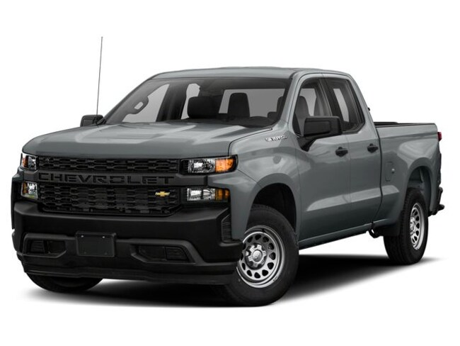 2019 Chevrolet Silverado 1500 Custom Trail Boss Extended Cab Pickup