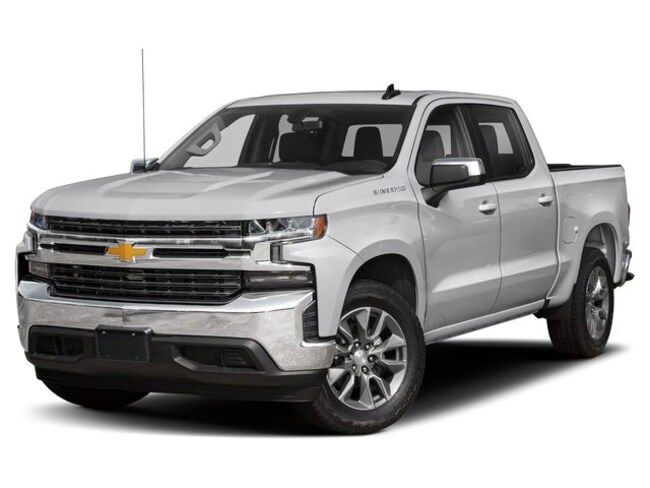 New 2019 Chevrolet Silverado 1500 LT Truck Crew Cab in Houston TX