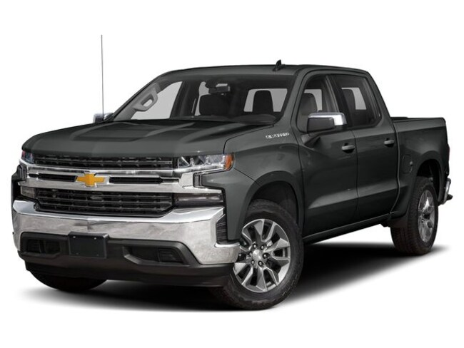 2019 Chevrolet Silverado 1500 Custom Truck