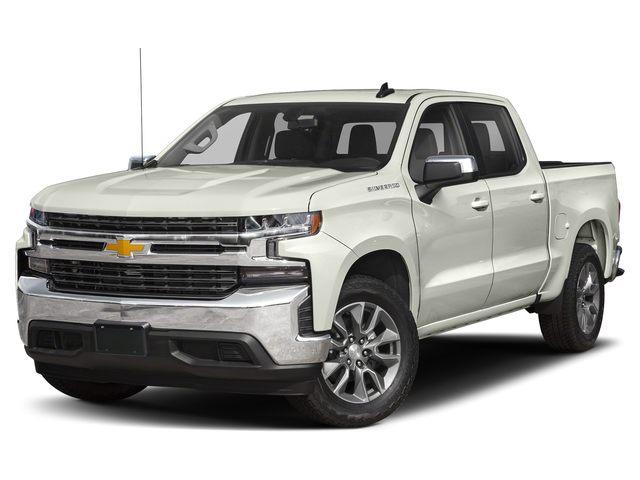 2019 Chevrolet Silverado 1500 4WD Crew CAB 147  LT 4x4 LT  Crew Cab 5.8 ft. SB