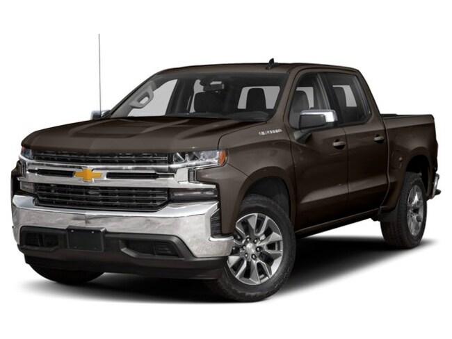 New 2019 Chevrolet Silverado 1500 RST Truck Crew Cab San Benito