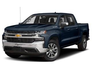 2019 Chevrolet Silverado 1500 1500 4WD Truck Crew Cab